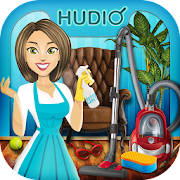 Chaos in the House Hidden Objects - Cleaning Games