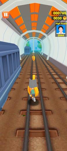Subway Train Tracking Surf Run 1.0.4 screenshots 9