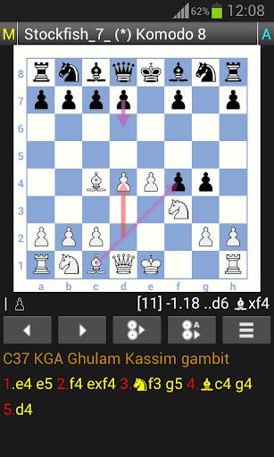 Stockfish Chess Engine (OEX)  Screenshots 2