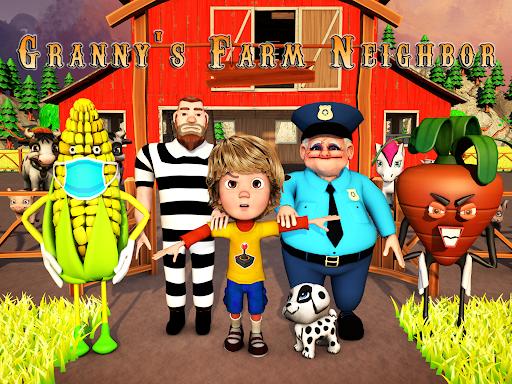 Granny's Farm Neighbor 1.5 screenshots 17