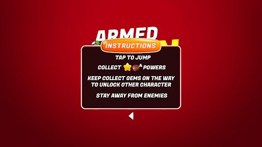 Armed Man Quests Game  screenshots 2
