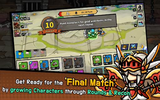 Endless Arena - Idle Strategy Battle  screenshots 18