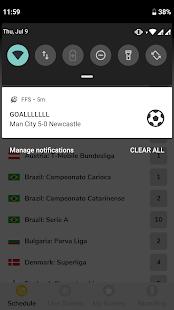 Football Fast Score - Football Live Score App