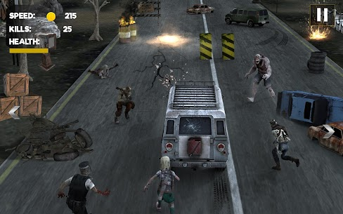 Car and Zombies : Highway Kill Squad 1.3 Android APK Mod Newest 2