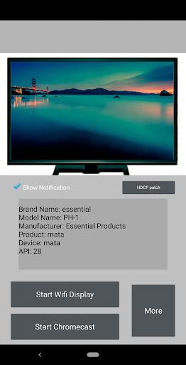 Miracast - WiFi Display apktram screenshots 4