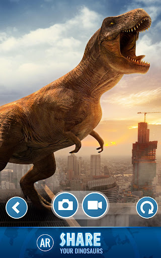 Jurassic World Alive 2.5.26 Screenshots 9