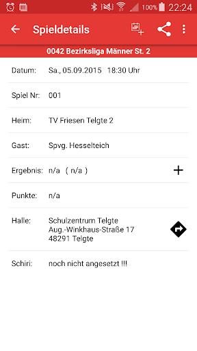 spvg. hesselteich screenshot 3