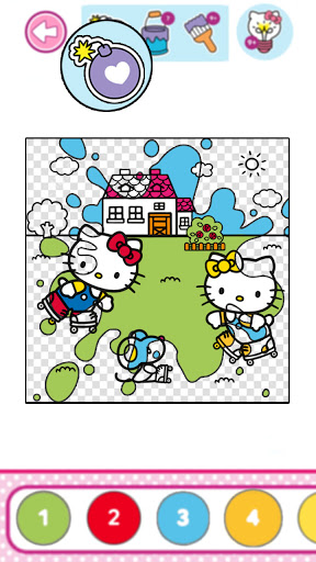 Hello Kitty Coloring Book  screenshots 20