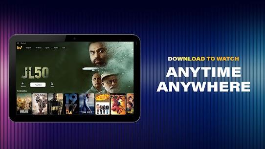 SonyLIV MOD APK 6.12.8 (Premium Unlocked) 9