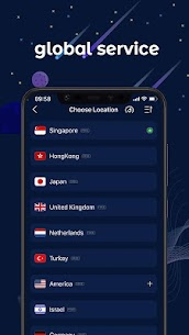 FastVPN – Superfast And Secure VPN For Android! Apk 2