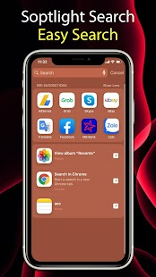 Launcher iOS 14 Screenshot