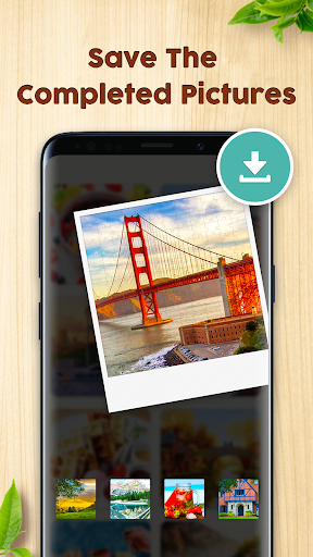Jigsaw Puzzles - Picture Collection Game  screenshots 7