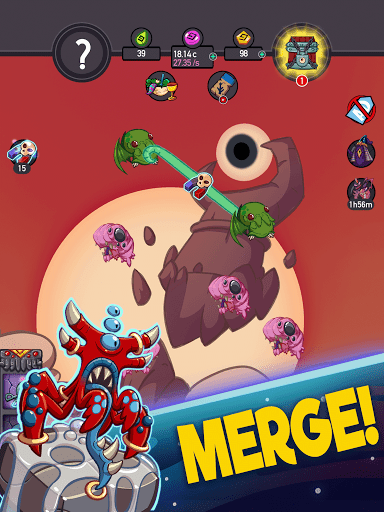 Tap Temple: Monster Clicker Idle Game 2.0.0 screenshots 9