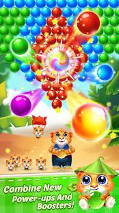 Bubble Shooter 2 Tiger