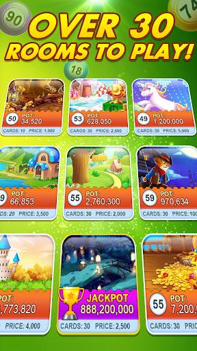 UK Jackpot Bingo - Offline New Bingo 90 Games Free 1.0.8 screenshots 1