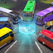 Modern Bus Parking Sim 2021 : Bus Games