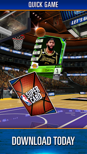 NBA SuperCard - Basketball & Card Battle Game 4.5.0.5556609 screenshots 4