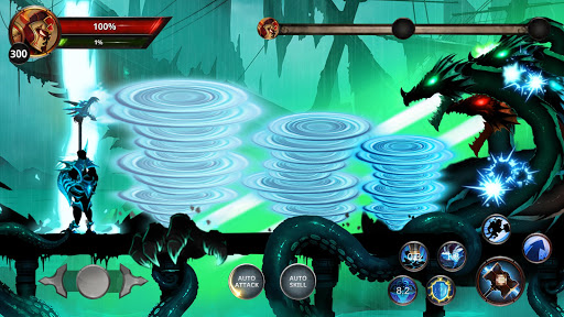 Stickman Legends: Shadow War Offline Fighting Game screenshots 7