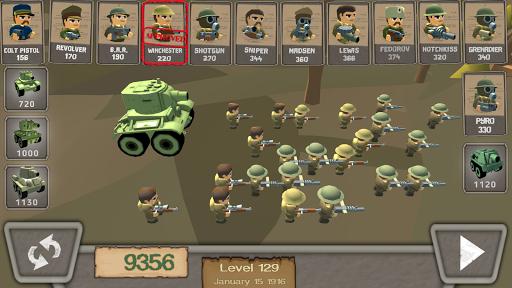 WW1 Battle Simulator screenshots 1