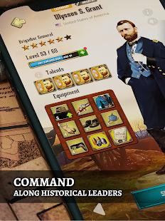 War and Peace: Civil War Army Clash Strategy Game 2021.7.0 Screenshots 23