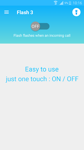Flash notification on Call & all messages 10.3 Screenshots 3