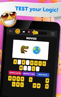 Guess The Emoji - Trivia and Guessing Game! screenshots 20