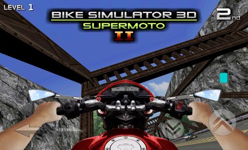Bike Simulator 2 Moto Race Game screenshots 17