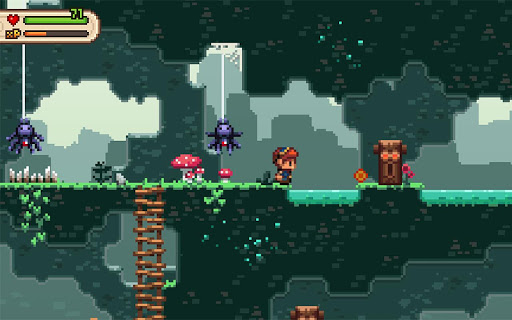 Evoland 2 modavailable screenshots 12