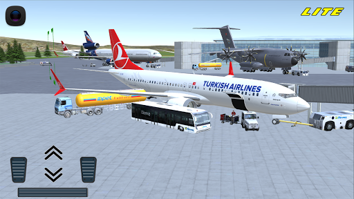 Flight 737 - MAXIMUM LITE apklade screenshots 1