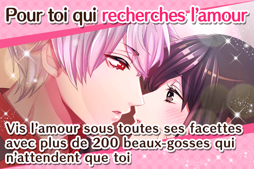 Code Triche Love stories & Otome Games L.O.G. (Astuce) APK MOD screenshots 5