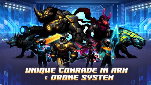Cyber Fighters: League of Cyberpunk Stickman 2077 1.10.14 screenshots 13