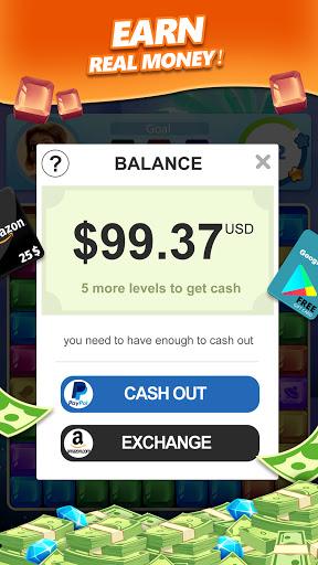 Lucky Diamond u2013 Jewel Blast Puzzle Game to Big Win 1.1.30 Screenshots 3