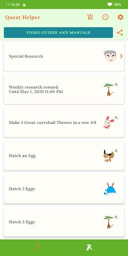 Quest Helper GO + GO Rocket apktram screenshots 3