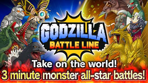 GODZILLA BATTLE LINE 1.1.3 screenshots 9