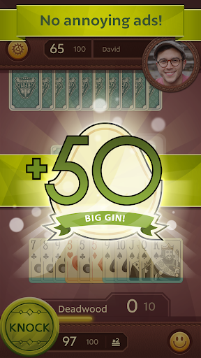 Grand Gin Rummy: The classic Gin Rummy Card Game screenshots 6