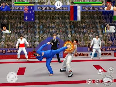Karate Fighting Games: Kung Fu King Final Fight 10