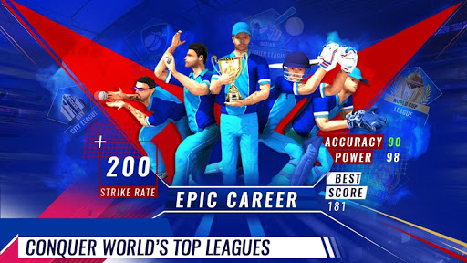 Télécharger Gratuit Epic Cricket - Big League Game apk mod screenshots 3