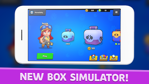 Box Simulator for Brawl Stars 0.6 screenshots 1