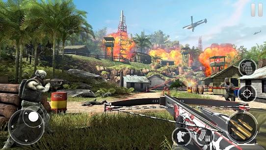 Battleops Mod Apk- campaign mode game (Dumb Enemy) 5