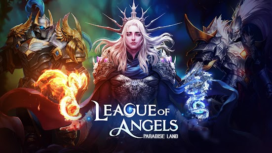 League of Angels-Paradise Land Screenshot