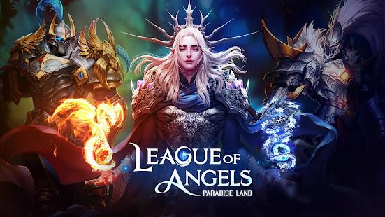League of Angels-Paradise Land screenshots 1