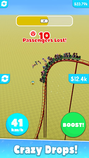 Hyper Roller Coaster 1.5.1 screenshots 2