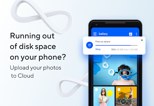 Cloud: Free Photo Storage. Video & Photo Backup apktram screenshots 2