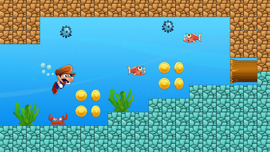 Image For Super Bino Go: New Free Adventure Jungle Jump Game Versi 1.5.5 4