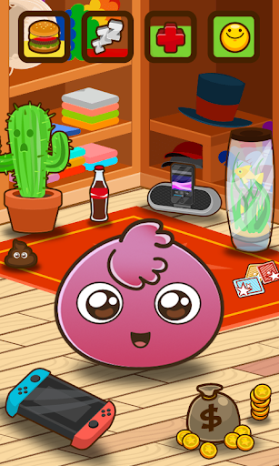 ivi - Virtual pet 1.10 screenshots 1