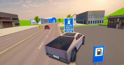 Electric Car Driving Sim Original  screenshots 3