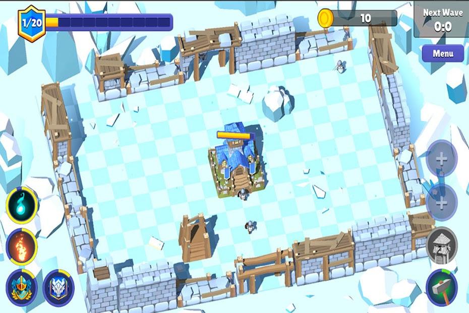 Epic Clash Defense Battle 3D