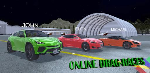 Driving Sim Multiplayer 2021 : Ichallenge 1 apkmartins screenshots 1