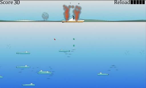 Télécharger Gratuit Sub Invaders APK MOD (Astuce) screenshots 1
