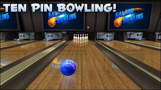 Galaxy Bowling 3D Free screenshots 3